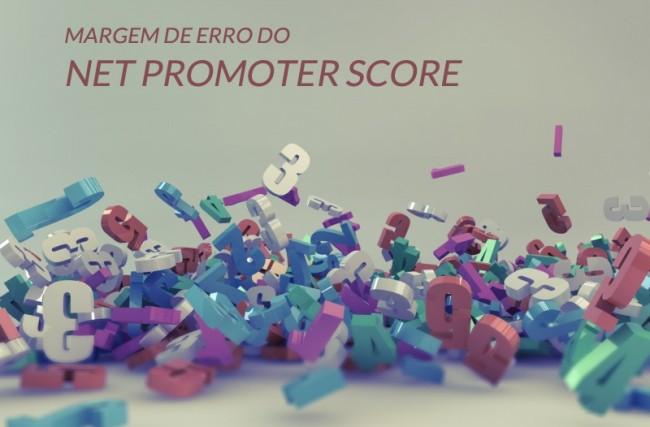 Como calcular margem de erro do Net Promoter Score