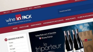 Wine In Pack Net Promoter Score e Excelência em atendimento foto principal