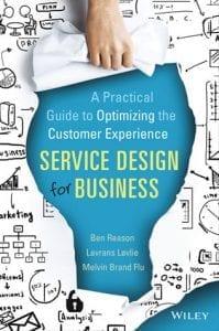 "Livro ""Service Design for Business"", de Ben Reason, Lavrans Løvlie, Melvin Brand Flu"